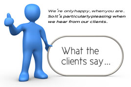 Clients Reviews